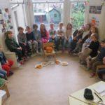 Kindergarten A - From Seed to Pumpkin!