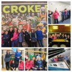Form Six trip to Croke Park