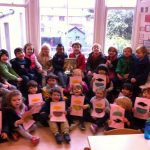 Kindergarten A - Inspired by Degas!