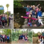 Fun on Form Six Sponsored Walk for Charity