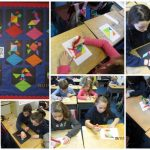 Chinese Tangrams by form Four