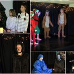 "Form Five presents ""The Night Before Christmas"""