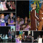 "Kindergarten B presents ""The Gingerbread Man"""