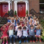 Welcome Kindergarten A!!