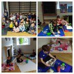 """""""Reading is Fun!"""" by Kindergarten B"""