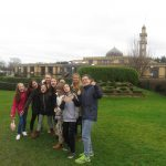 Form Six trip to the Mosque, Clonskeagh