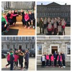 Form Six visit to Leinster House