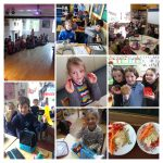 Healthy Eating Fun in RJS by Form Two