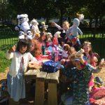 Teddy Bears' Picnic by Kindergarten A