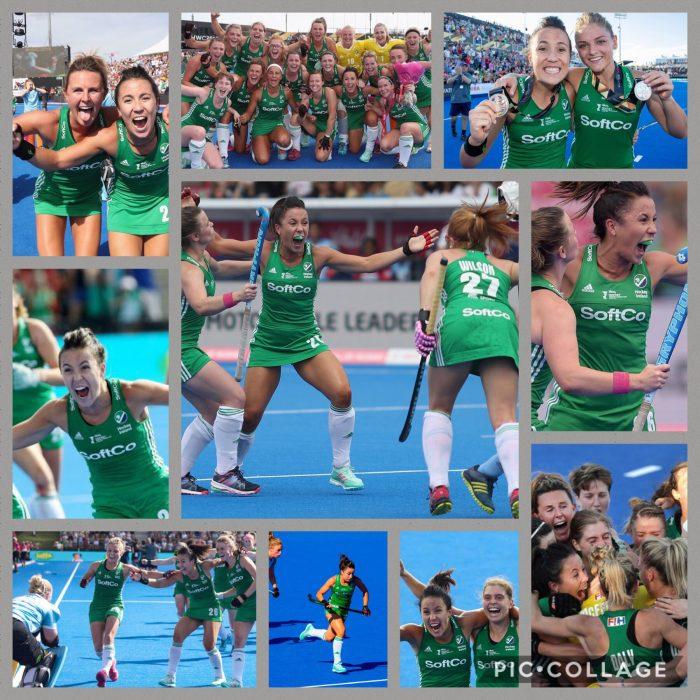 Congratulations to Anna O'Flanagan – World Cup Silver for RJS Hero!