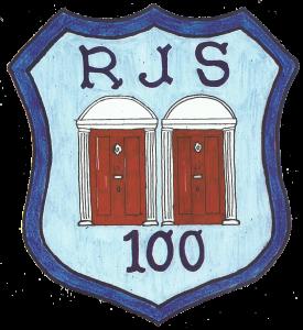 RJS Centenary Logo