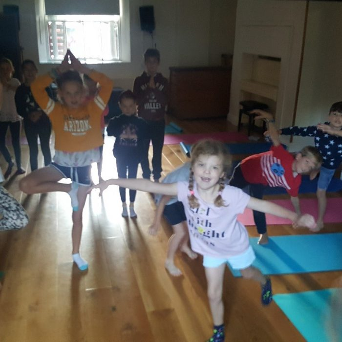 RJS Yoga & Movement – Term 1, Week 2
