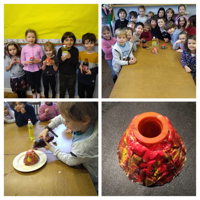 KGB: Volcano Science Activity