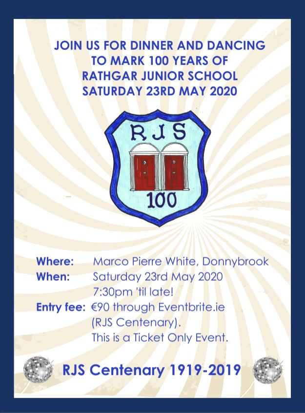 RJS Centenary Party